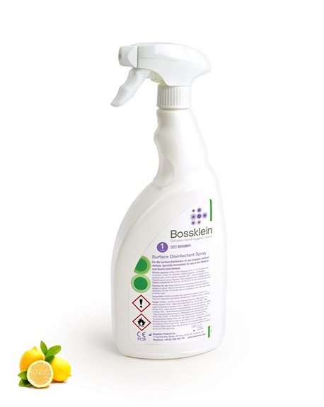 Surface Disinfectant 1L with trigger - Lemon