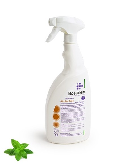 A.F. Surface Disinfectant 1L Trigger - Mint